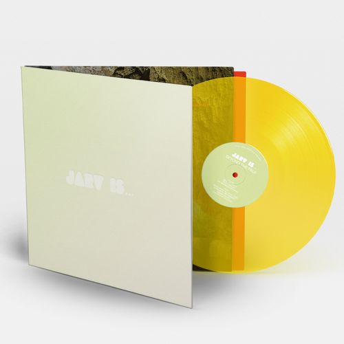 JARV IS...: Beyond The Pale: recordstore Exclusive Clear Yellow Vinyl