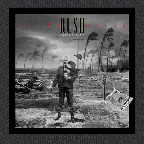 Rush: Permanent Waves: 40th Anniversary Triple Vinyl