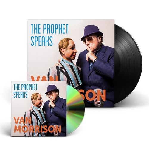 Van Morrison: The Prophet Speaks CD & Vinyl