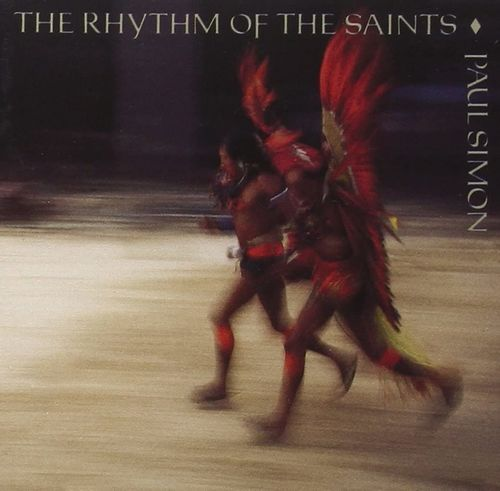 Paul Simon: The Rhythm of the Saints: Vinyl LP