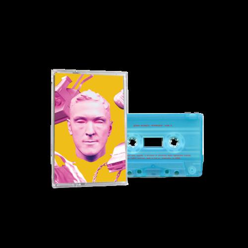 Glass Animals: Dreamland Joe Yellow Art Cassette - Signed