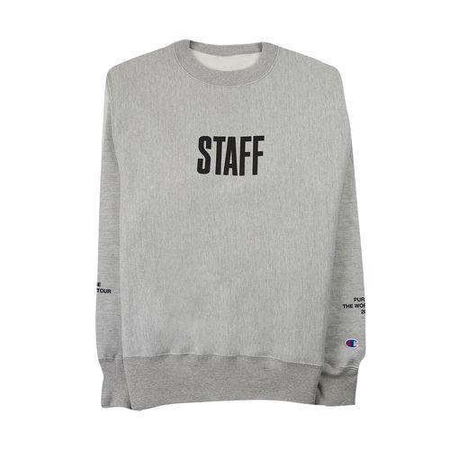 Justin Bieber: Staff Crewneck Fleece