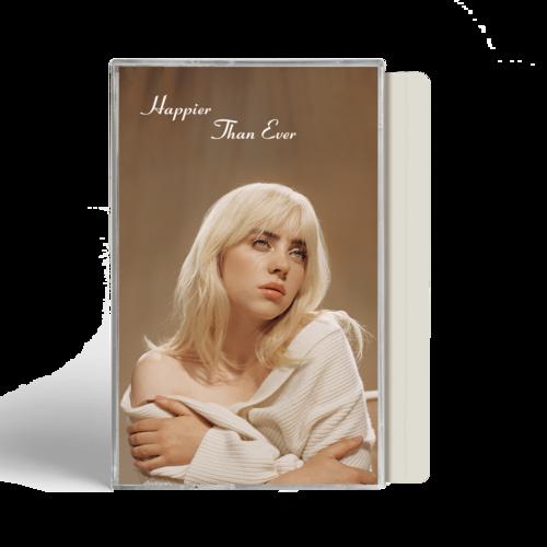 Billie Eilish: (SPOTIFY) 'Happier Than Ever' Exclusive Magnolia Cassette