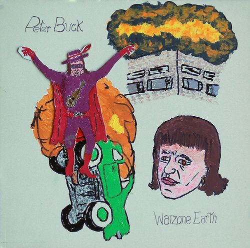 Peter Buck: Warzone Earth
