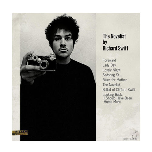 Richard Swift: The Novelist/ Walking Without Effort LP