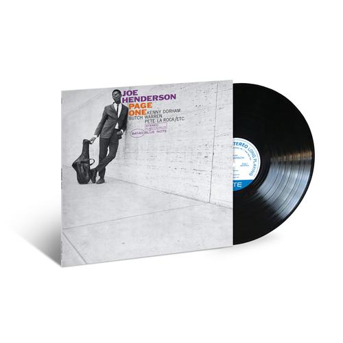 Joe Henderson: Page One LP (Blue Note Classic Vinyl Edition)