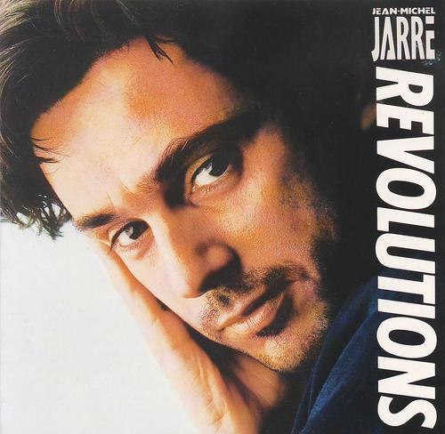 Jean-Michel Jarre: Revolutions: Vinyl LP