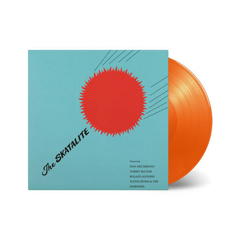The Skatalites: Skatalites: Limited Edition Orange Vinyl