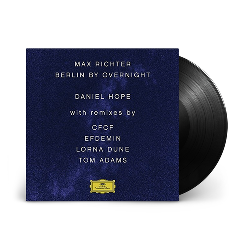 Max Richter: Berlin by Overnight