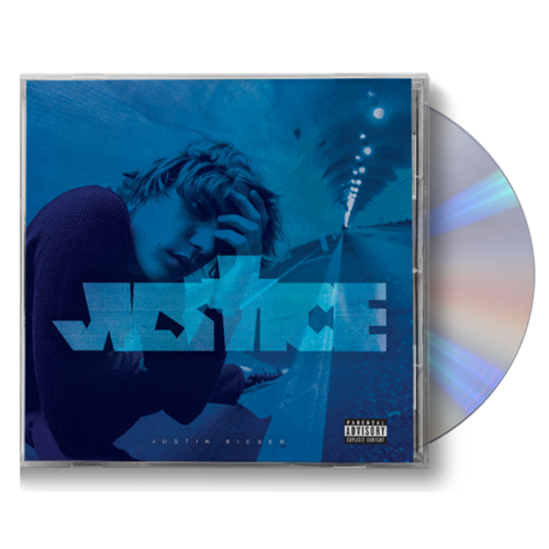 Justin Bieber: JUSTICE ALTERNATE COVER III CD