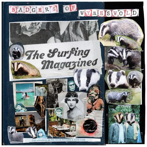 The Surfing Magazines: Badgers of Wymeswold: CD