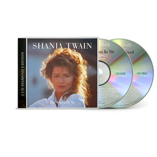 Shania Twain: The Woman In Me Diamond Edition CD
