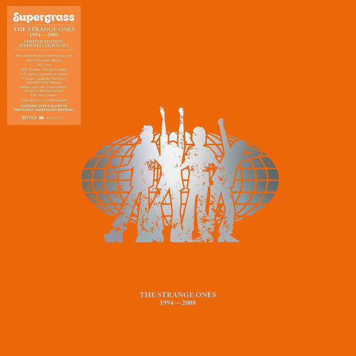 Supergrass: The Strange Ones: 1994-2008