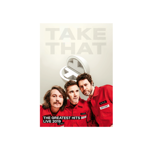 Take That: Signed Programme