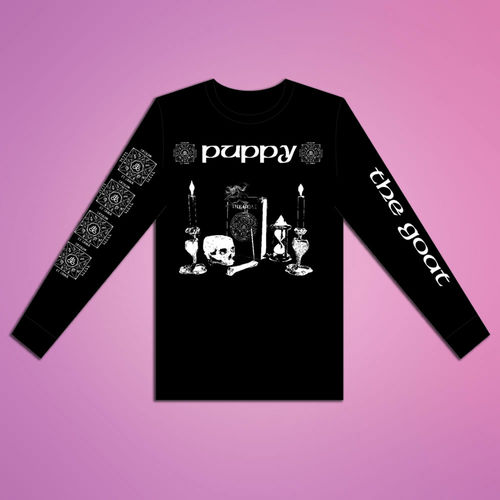 Puppy: The Goat Long Sleeve T-Shirt