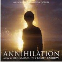 Geoff Barrow & Ben Salisbury: Annihilation (Music From The Motion Picture) - Double Vinyl LP