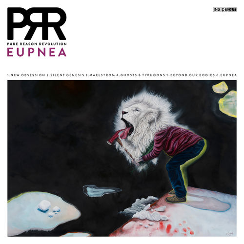 Pure Reason Revolution: Eupnea: Vinyl and CD + Signed Card