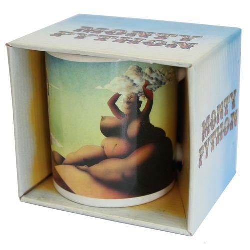 Monty Python: Cloud Woman Mug