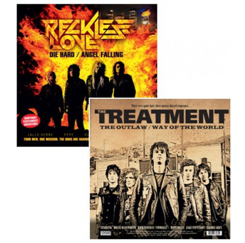 Reckless Love/Treatment: The Outlaw/Die Hard