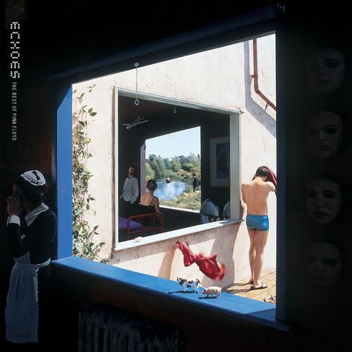 Pink Floyd: Echoes: The Best of Pink Floyd (2CD)