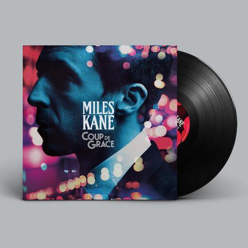 Miles Kane: Coup De Grace Standard Vinyl (SIGNED)