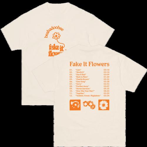 Beabadoobee: Fake It Flowers Tour T-Shirt