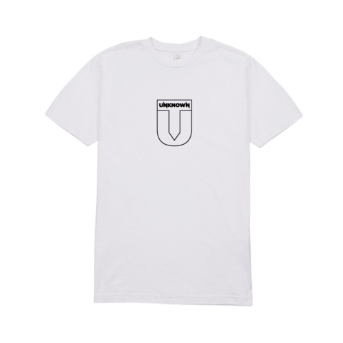 Unknown T: Unknown T White Tee