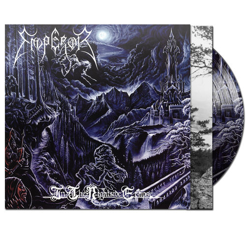 Emperor: In The Nightside Eclipse Picture Disc