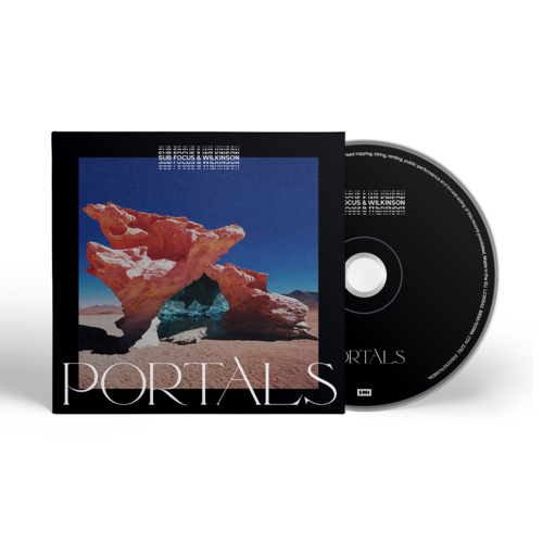 Sub Focus & Wilkinson: Portals CD