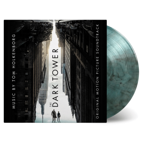 Junkie XL: Dark Tower OST: Transparent Blue With A Dark Edge Vinyl