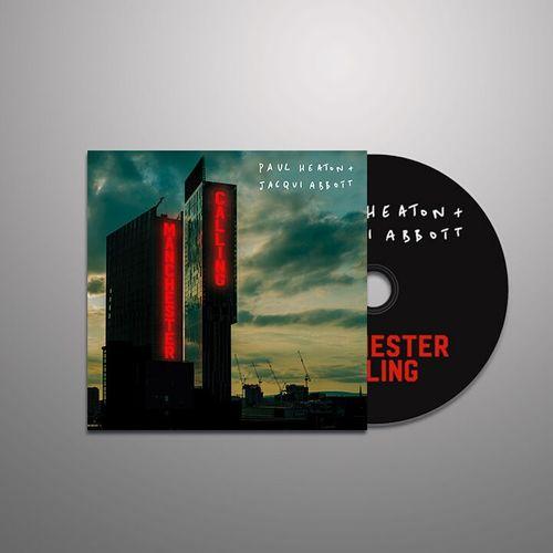 Paul Heaton & Jacqui Abbott: Signed Manchester Calling CD