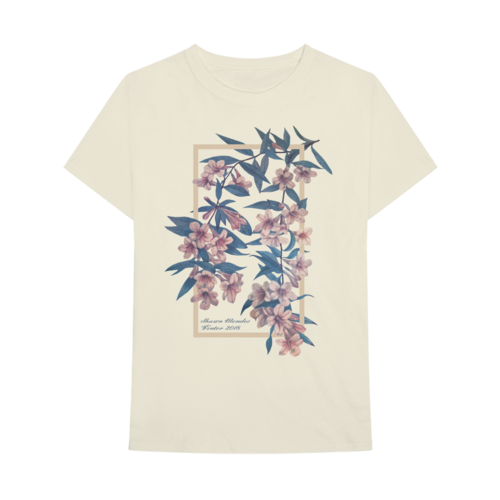 Shawn Mendes: Winter Floral T-Shirt - L