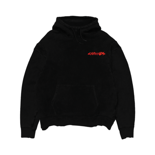 Justin Bieber: CHANGES PHOTO HOODIE II