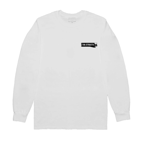 The Streets: Original Pirate Material: White Longsleeve Tee