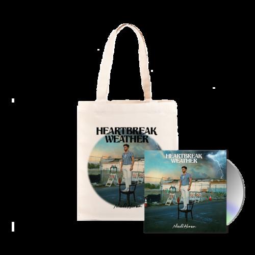 Niall Horan: CD & HEARTBREAK WEATHER TOTE