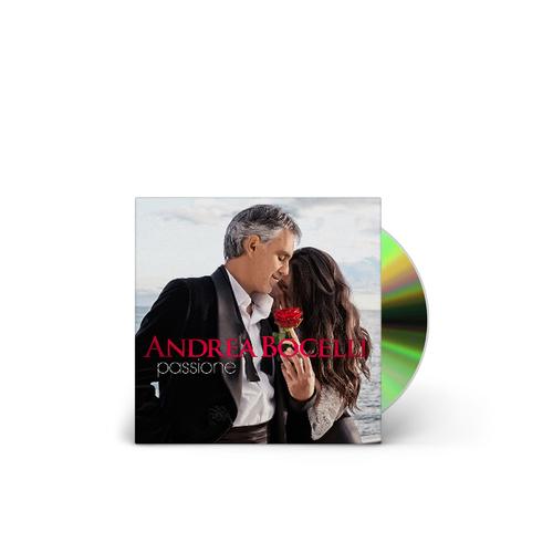 Andrea Bocelli: Passione