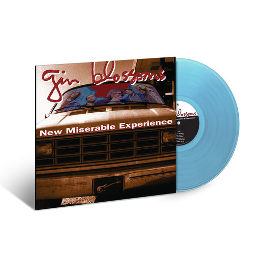 Gin Blossoms: New Miserable Experience (Clear / Blue Smoke Vinyl)
