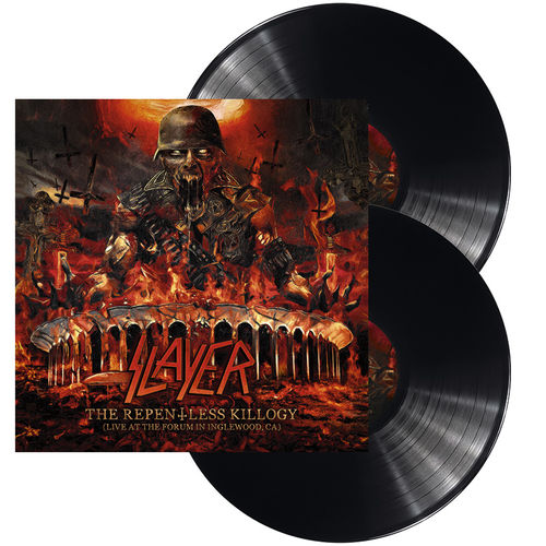 Slayer: The Repentless Killogy: Limited Edition Double Vinyl