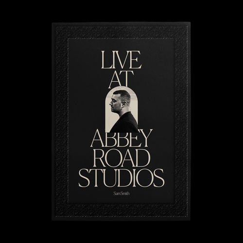 Sam Smith: Abbey Road Poster