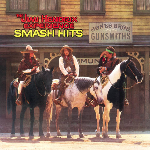 Jimi Hendrix Experience: Smash Hits: Vinyl LP
