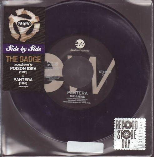 Pantera / Poison Idea: Side By Side
