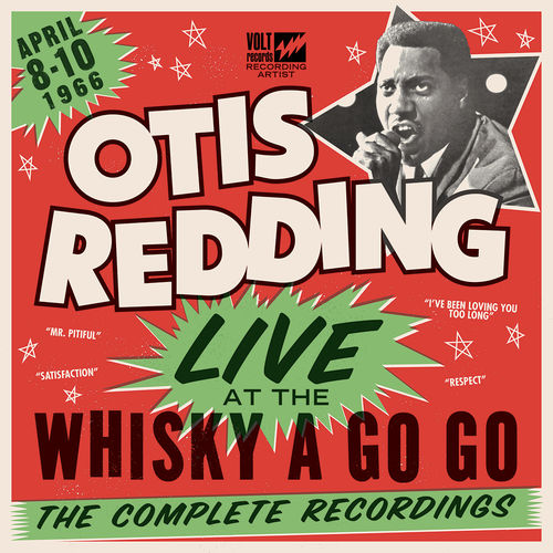 Otis Redding: Live At The Whisky A Go Go: The Complete Collection