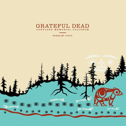 Grateful Dead: Portland Memorial Coliseum, Portland, Or, 5/19/74
