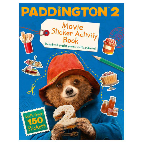 Paddington Bear: Paddington 2 : Sticker Activity Book