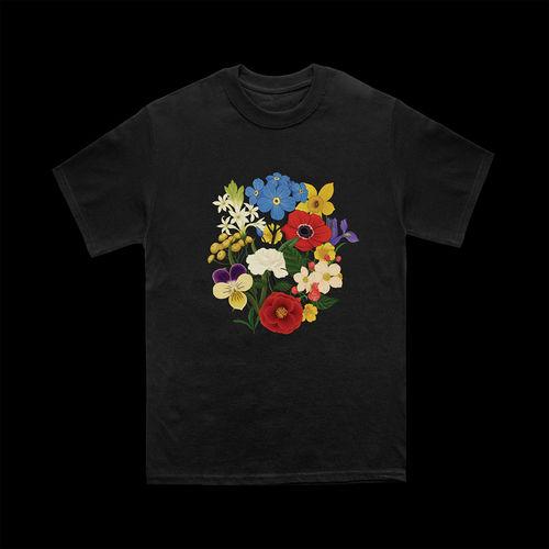 Sam Smith: Abbey Road Black T-shirt