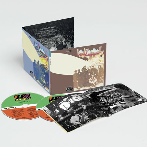 Led Zeppelin: Led Zeppelin II: Deluxe CD Edition