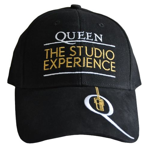 Queen The Studio Experience: Casquette de baseball avec logo Queen The Studio Experience