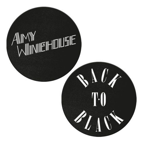 Amy Winehouse: BACK TO BLACK SLIPMAT