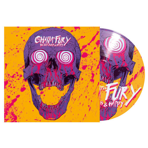The Charm The Fury: The Sick, Dumb & Happy Ltd Edition Gatefold Pic Disc + Signed Insert