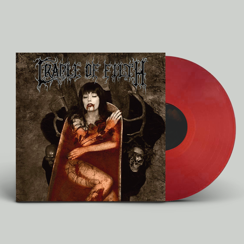 Cradle Of Filth: Cruelty and the Beast: 2019 Re-Mistressed Limited Red Vinyl